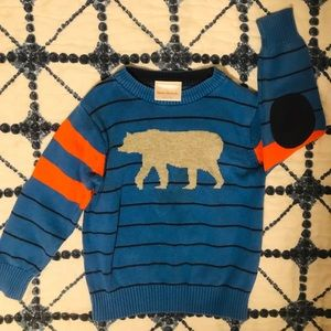Hanna Anderson - Lightweight Polar Bear Sweater